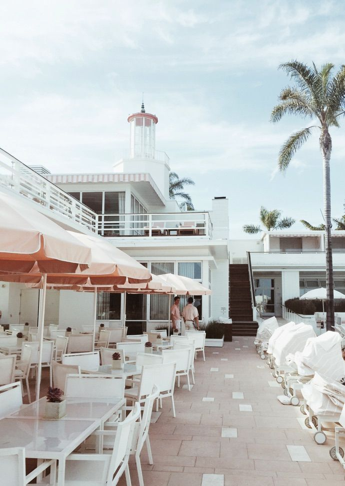 This Santa Barbara Hotel Is What Our Dreams Are Made Of   Image via Glitter Guide