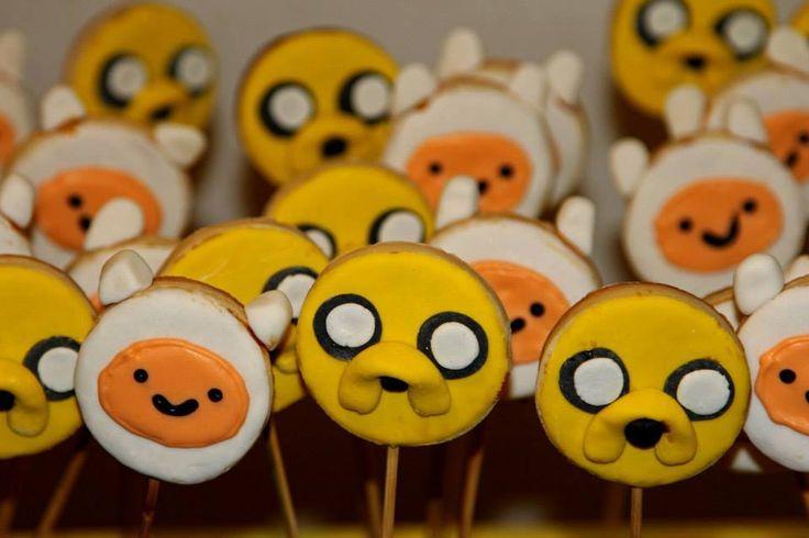 Finn & Jake  #Cookies #HoraDeAventura #AdventureTime #Finn #Jake #Finn&Jake