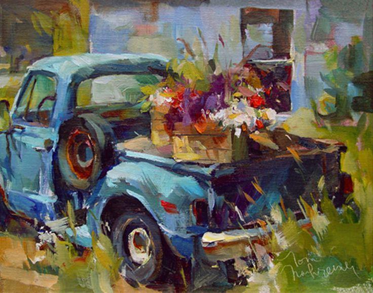 Tom Nachreiner | Pick-Up & Flowers