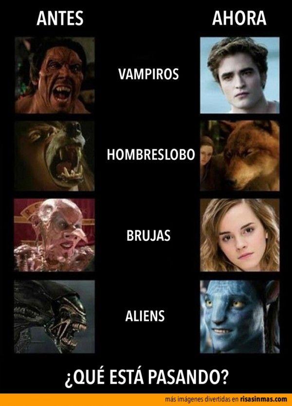 ¿Qué está pasando en el cine?
