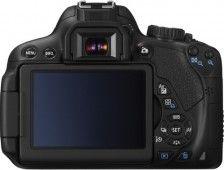 Canon T4i Back