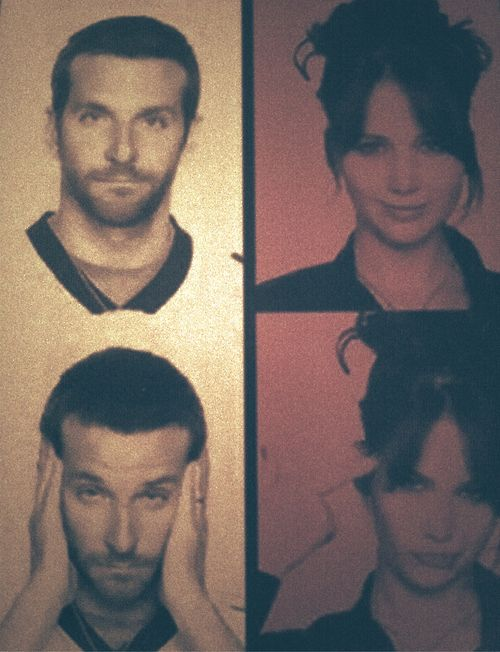 Silver Linings Playbook (Jennifer Lawrence and Bradley Cooper) #film