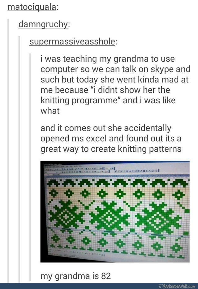That's actually really cool