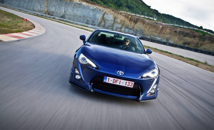 Photos: 2014 Scion FR-S Coupé Engineering Prototype - Road & Track