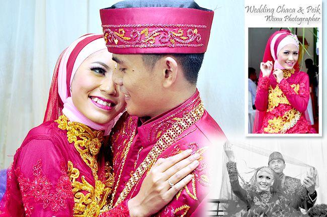 Wisnu Photographer: Wedding Chaca & Peik  || Fotografer & Editing By :...