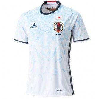 2016 Japan Away White Thailand Soccer Jersey