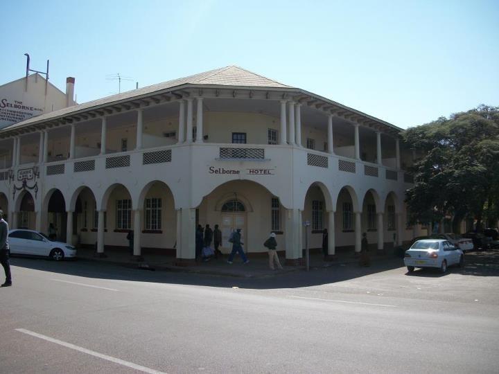 Selbourne Hotel, Bulawayo