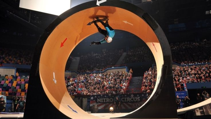 Nitro Circus LIVE: It's coming to the UK! // Motocross Videos on MPORA