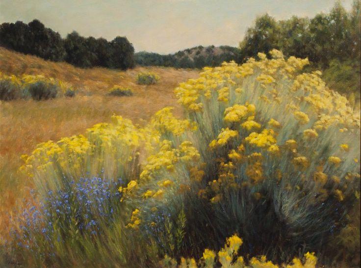 Peter Hagen Landscape Paintings