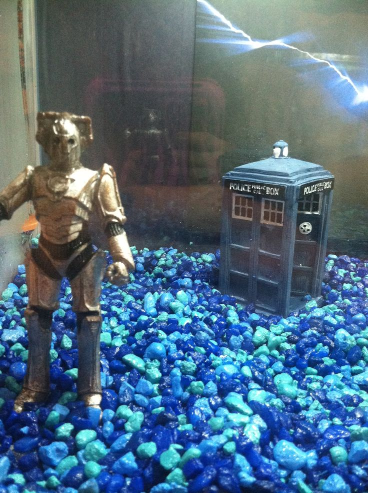 1000 Images About Doctor Who Fish Tank On Pinterest Dr