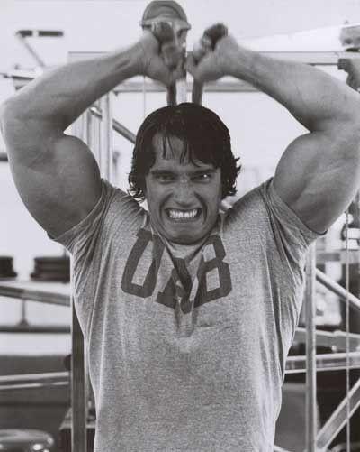Arnold Schwarzenegger Pumping Iron Bodybuilding Poster 16x20 – BananaRoad
