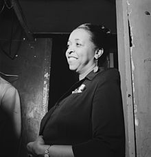 Happy Birthday, Ethel Waters!  When our name is called in glory, tell them we'll be there  Click and Read here:  http://debimason.blogspot.com/2014/10/when-our-name-is-called-in-glory-tell.html?spref=fb