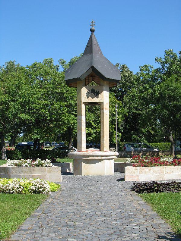 Trianon emlékmű (Tapolca) http://www.turabazis.hu/latnivalok_ismerteto_5167 #latnivalo #tapolca #turabazis #hungary #magyarorszag #travel #tura #turista #kirandulas