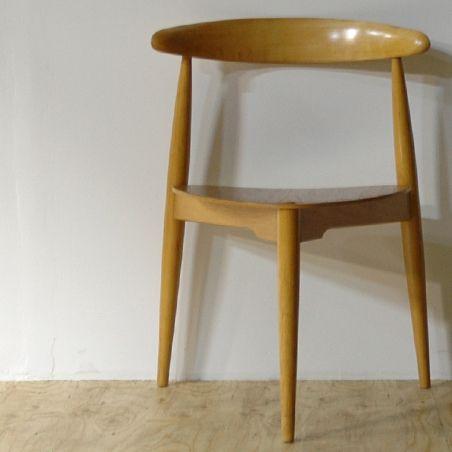 Hans J. Wegner(ハンス J・ウェグナー) Heart chair