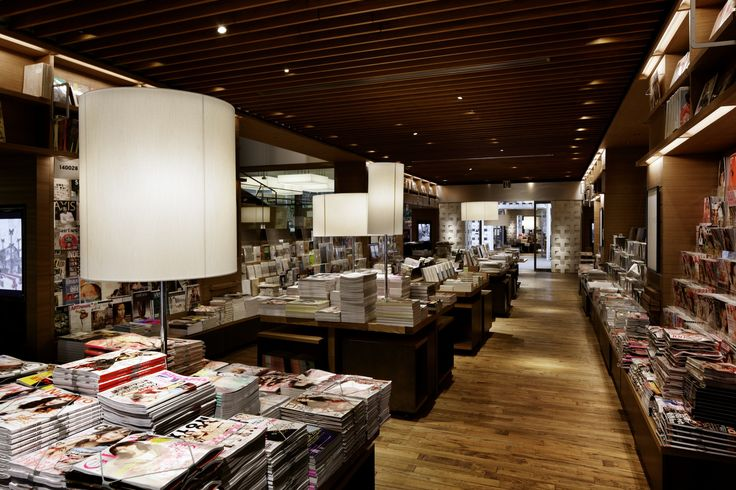 In a perfect world, all bookshops would be like this. Tokyo's Klein Dytham Architecture won an award at the World Architecture Festival for their work on Daikanyama...