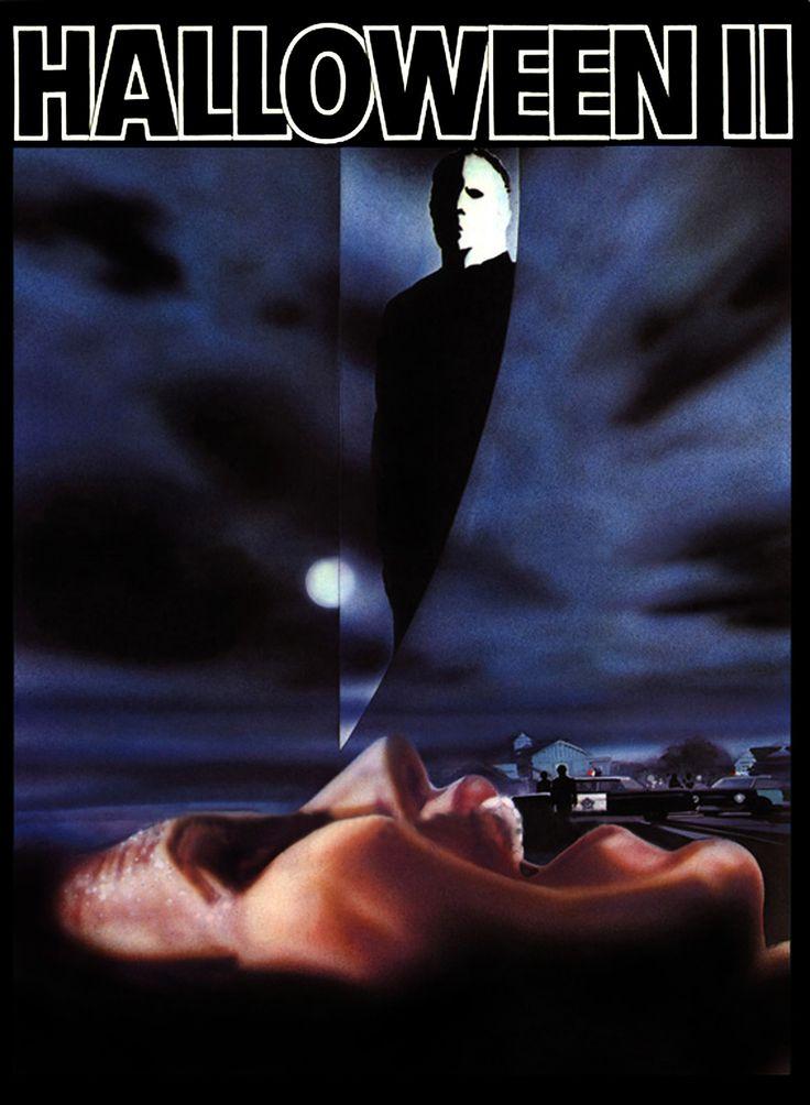 halloween ii alternate poster - Halloween 2 Music