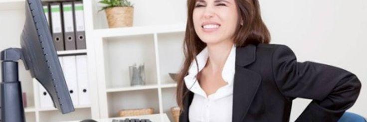 Als je na een werkdag uitgeput en krom loopt van de pijn in je rug of andere spieren, zit of beweeg je waarschijnlijk niet op de goede manier op de werkvloer.Het is zo dat we nogal veel
