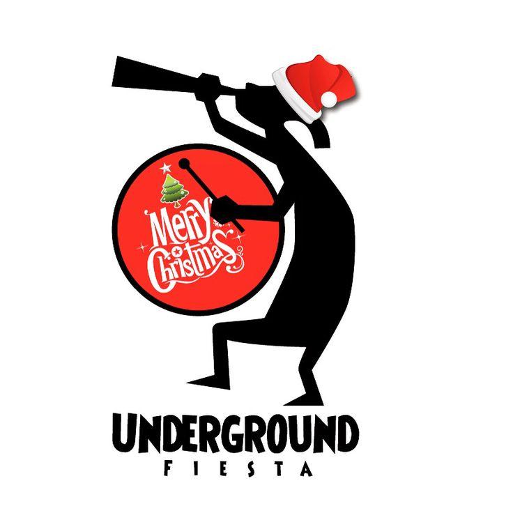 Christmas underground fiesta