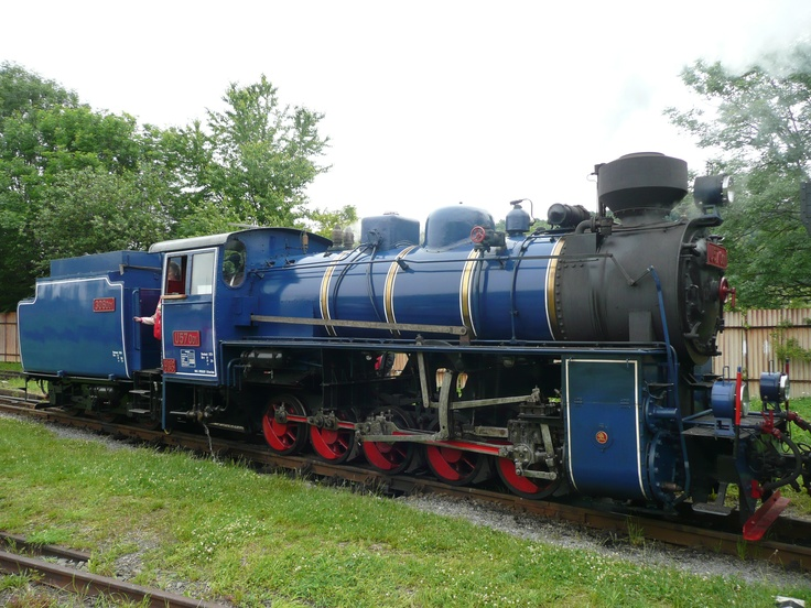steam locomotive Škoda
