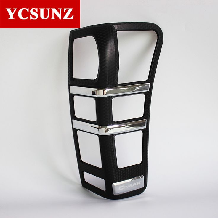 2012-2017 For Isuzu d-max Accessories Rear Lights Cover For Isuzu d-max Special Parts For Isuzu Chevrolet d-max Ycsunz #Affiliate