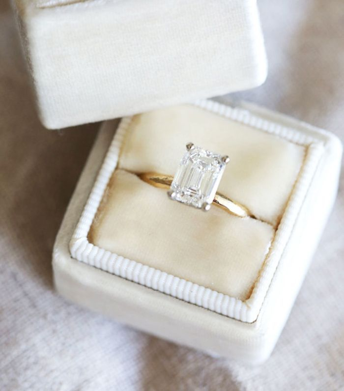 Truth: Custom Engagement Rings Can Actually Save You Money via @WhoWhatWear