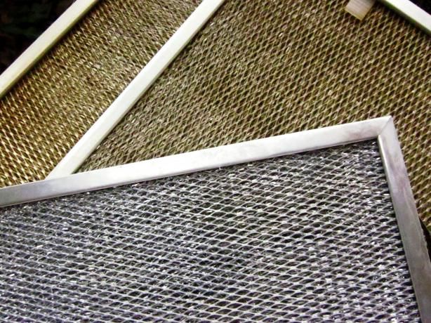 "How to Clean Hood Filters: ""This method is nothing short of a miracle to clean kitchen hood filters.  Non-toxic and cheap, cheap, cheap!"" -gailanng"