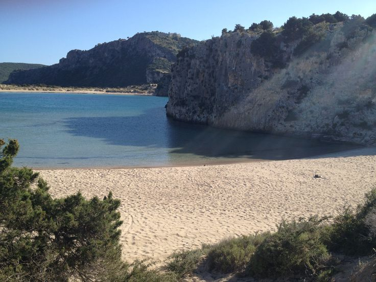 #Voidokoilia #Beach #Peloponnese