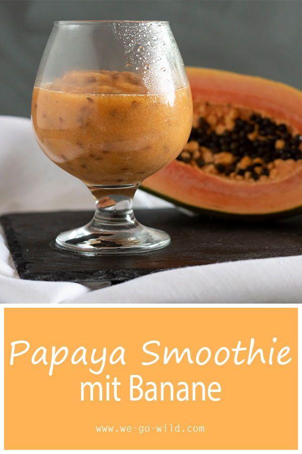 Leinsamen und Papaya Rezept zur Gewichtsreduktion