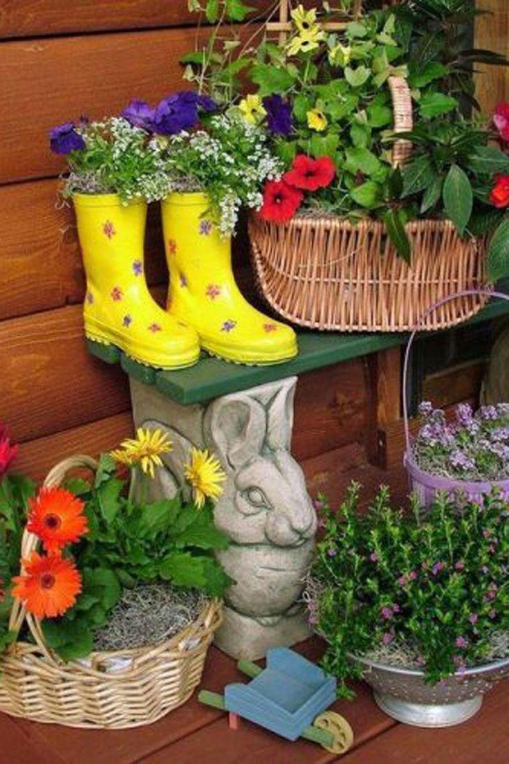 NapadyNavody.sk | 16 inšpirácií na krásne kvetinové záhrady