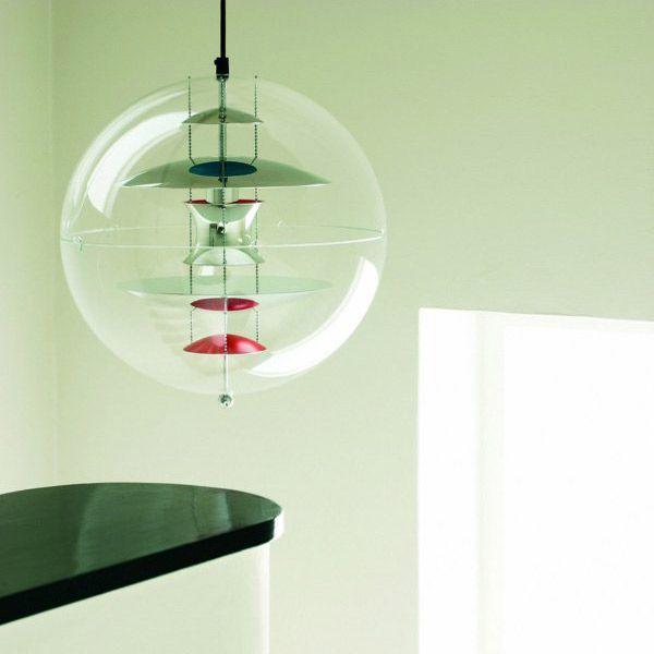 Lampadario VP Globe - design Verner Panton - Verpan