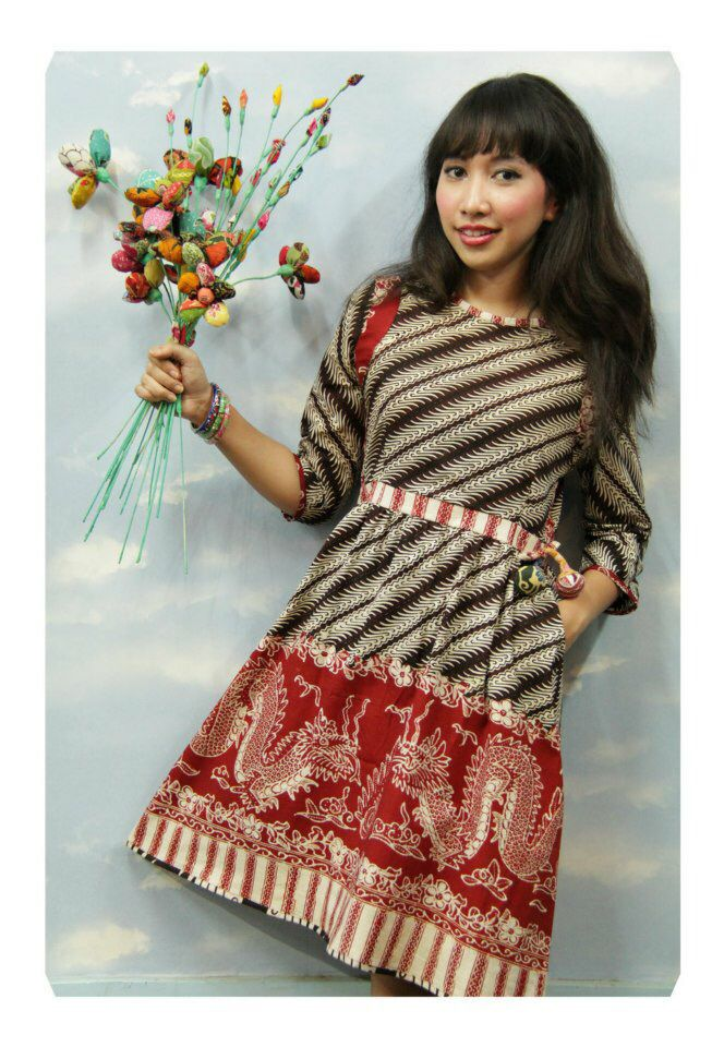 Batik Amarillis  Made in Indonesia : proudly Presents..... Batik Amarillis's Joie de Vivre!