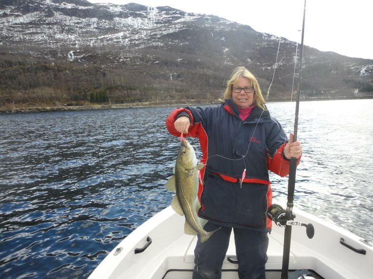 Everyone can enjoy fishing with Norway Fishing Adventures. Check out our website www.norwayfishing.co.uk and get booked in for this years adventures.