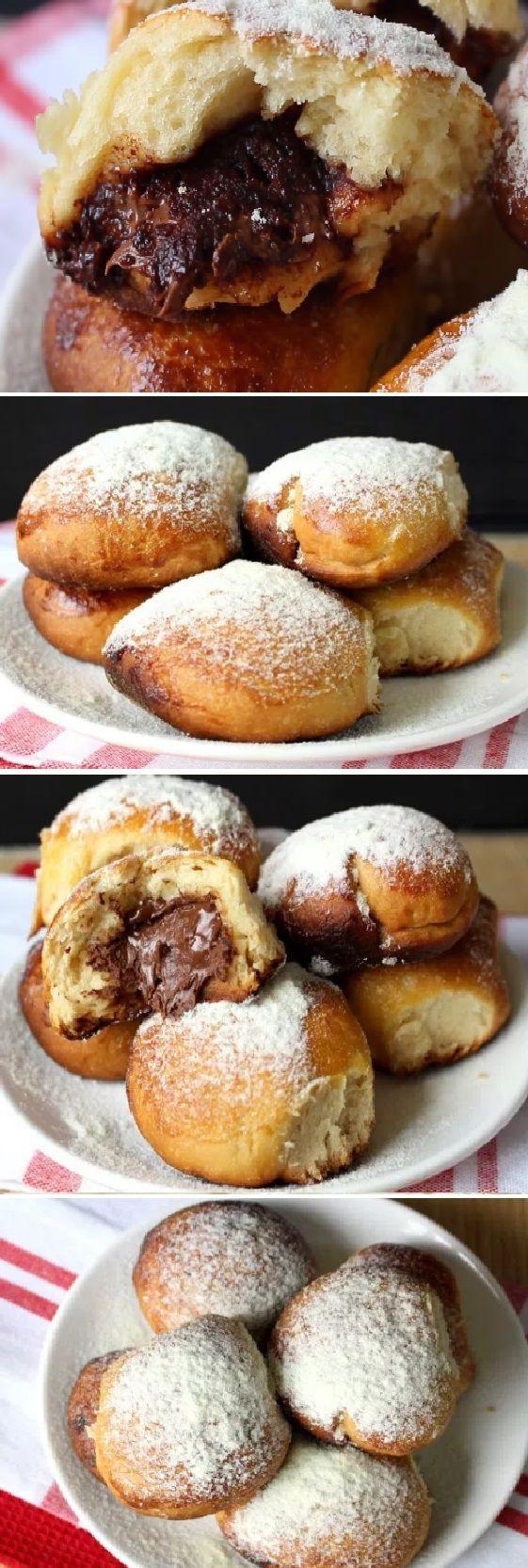 Después de que mi suegra me preparó este PAN de leche en polvo con Nutella, me casé con su hija!  #dulces #nutella #leche #enpolvo #comohacer  #pan #panfrances #pantone #panes #pantone #pan #receta #recipe #casero #torta #tartas #pastel #nestlecocina #bizcocho #bizcochuelo #tasty #cocina #chocolate   Coloque la mantequilla, parte de la harina de trigo y la sal y vaya mezclando y ag...