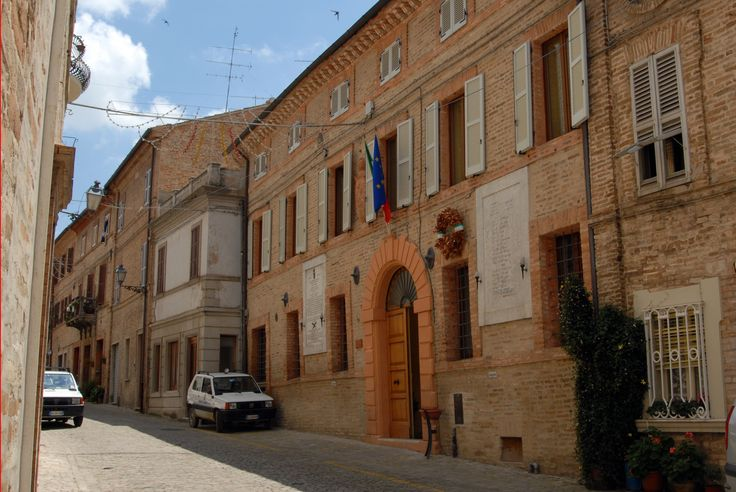 Palazzo Municipale. #marcafermana #montottone #fermo #marche