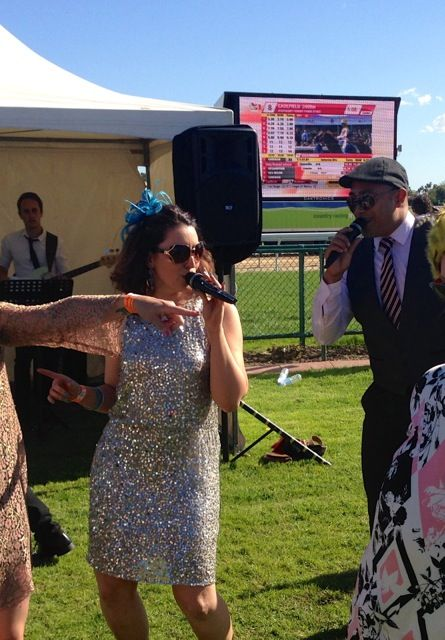 Melbourne corporate Band | Heatwave's Race Day | Heatwave Band