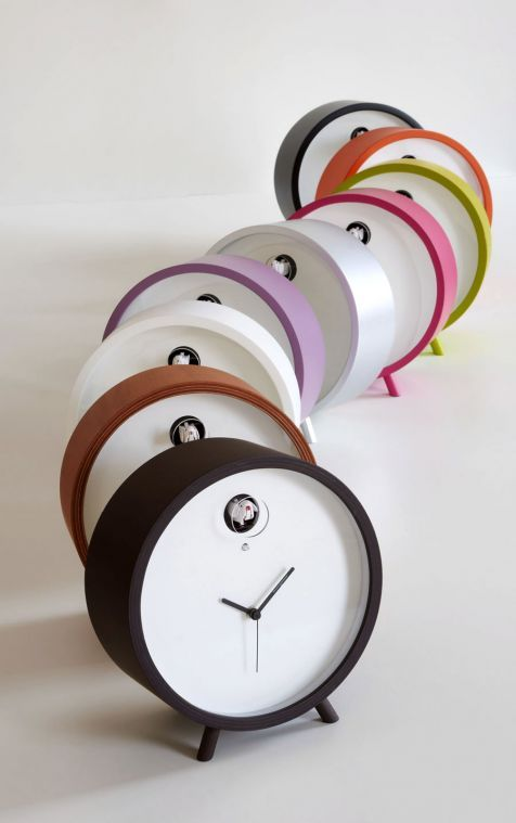 http://www.diamantinidomeniconi.it/clocks/Plex-Led Colored Clocks, Diamantini & Domeniconi, Italy