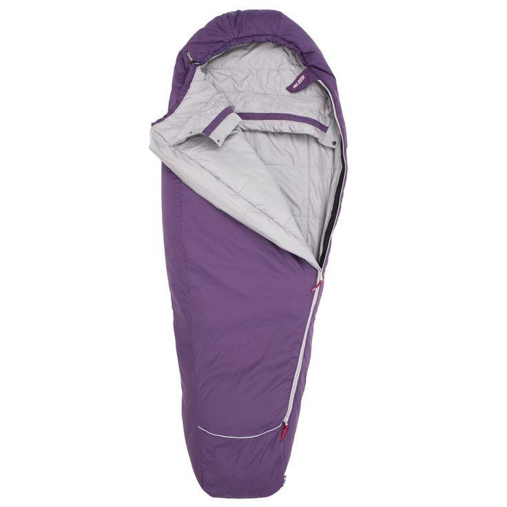 Helsport Alta Lady V Royal purple, sovepose - Soveposer - xxl.no
