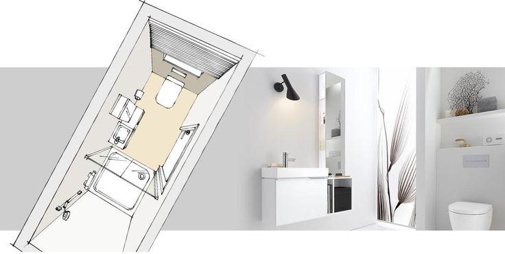 23 besten bath inspirations bad inspirationen bilder auf pinterest magazin tipps und bambus. Black Bedroom Furniture Sets. Home Design Ideas