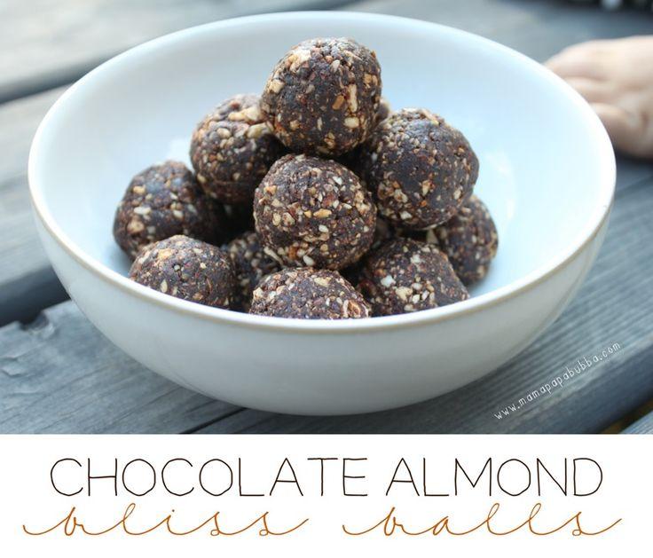 Chocolate Almond Bliss Balls | Mama.Papa.Bubba..jpg