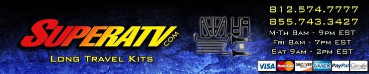 ATV and UTV Accessories : ATV Wheels and Tires : Super ATV LLC