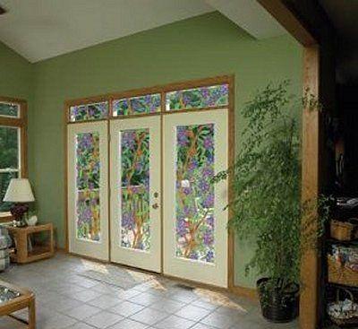 Decorative Windows For Houses Door Murals Wall
