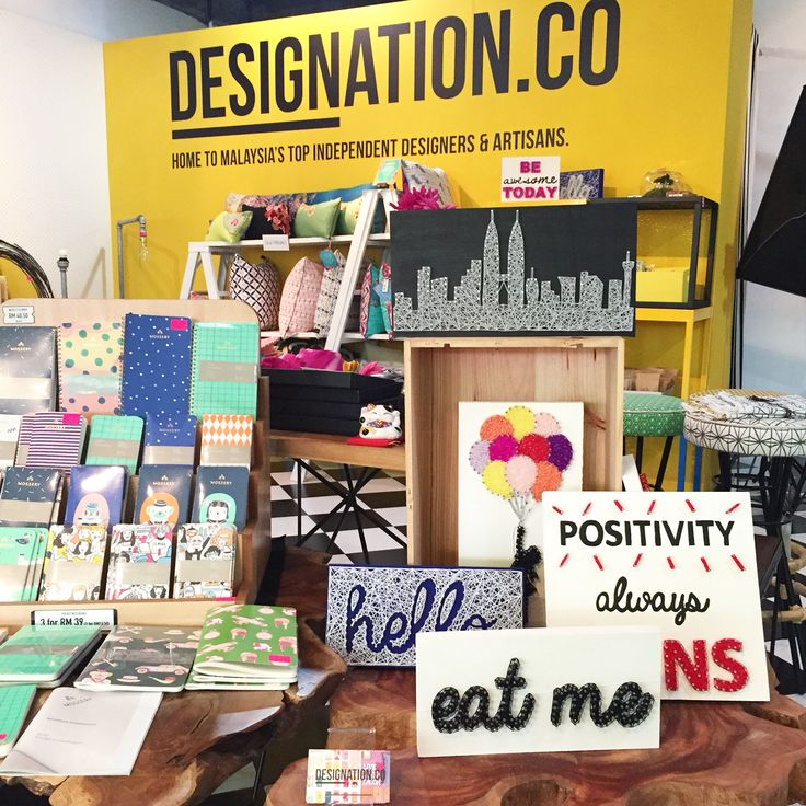 One of our biggest achievements was when our products was featured at DESIGNation.co ✨