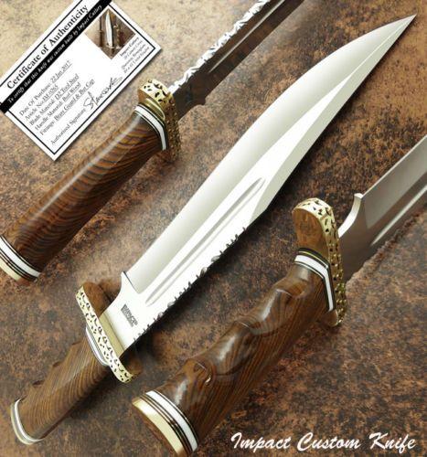 Влияние-столовые приборы-редкая-таможня-Д2-большие-кровь рифленая-БОВИ-нож-Берл деревянной ручкой