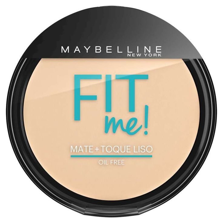 Pó Compacto Maybelline Fit Me - The Beauty Box