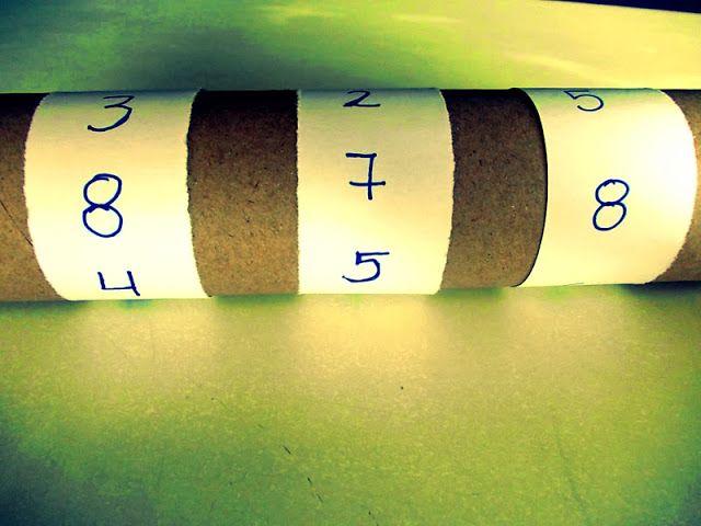 Dyslexia at home: Γύρνα και διάβασε τους αριθμούς! Μια άσκηση για τη Δυσαριθμησία. Dyscalculia