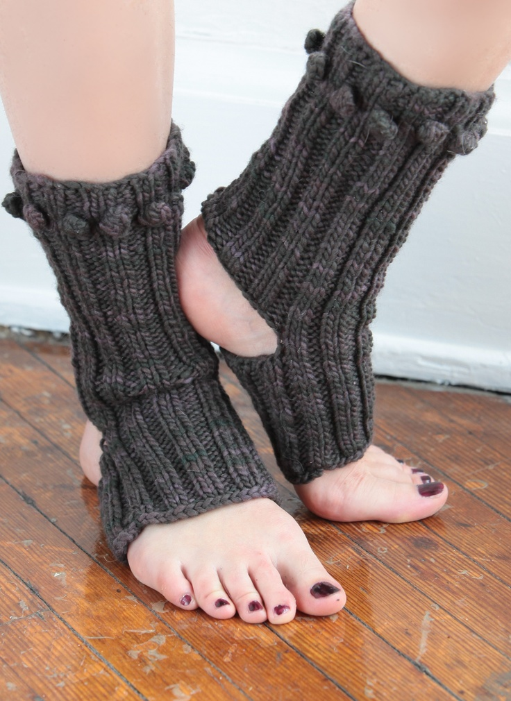 Merino Wool Yoga Socks $58