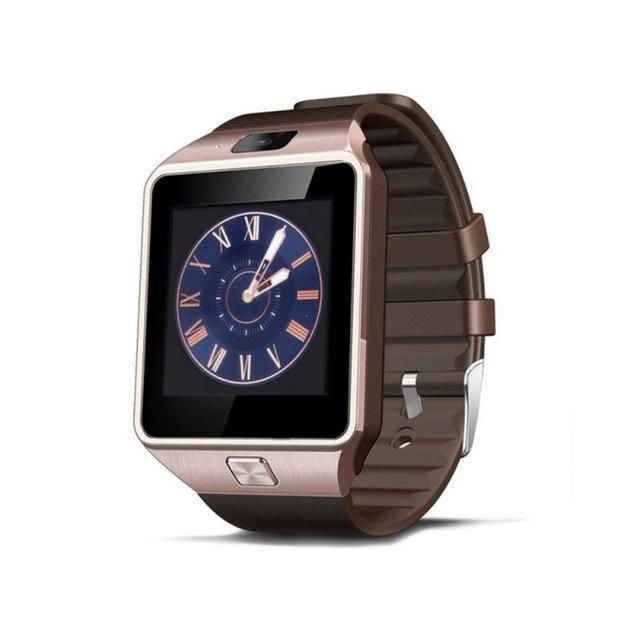 NEW ARRIVAL - Smart Watch with Camera Bluetooth WristWatch Support SIM TF Card Smartwatch for Ios Android Phones