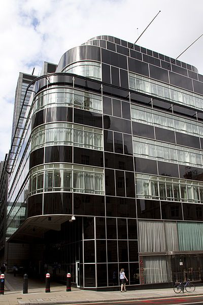 The Daily Express Building, London, designed in 1932 by Ellis and Clark