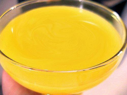 Receta de Salsa de limón de dificultad Muy fácil para 4 personas lista en 10 minutos.