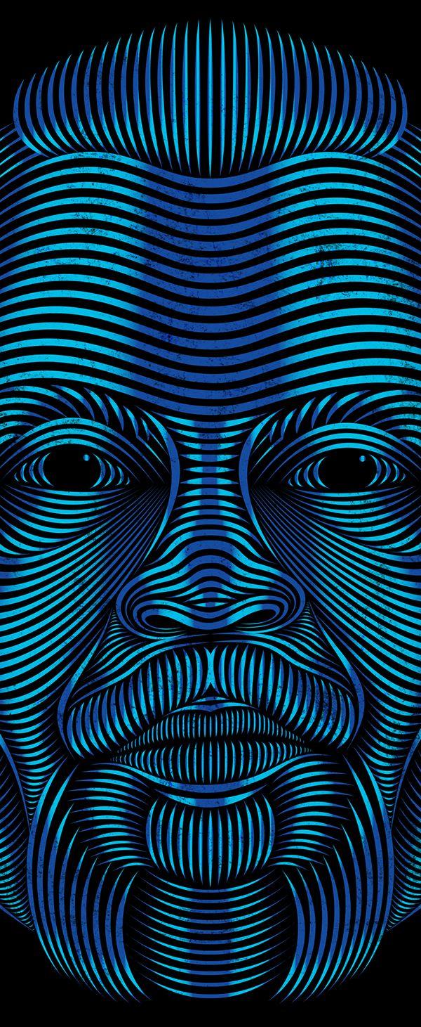 Reebok • The Iceman on Behance